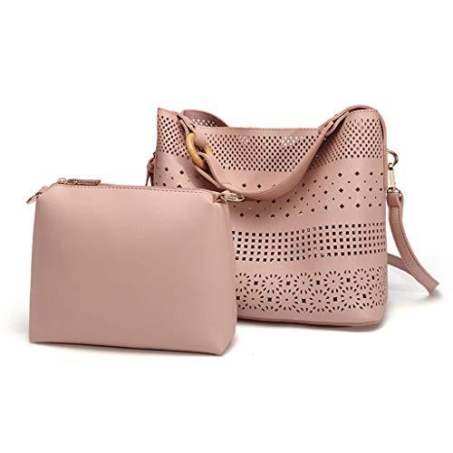 sac main Pink l'Amérique à Lxf20 à main l'Europe et à cuir en pour sac PU main Sac aqWEt