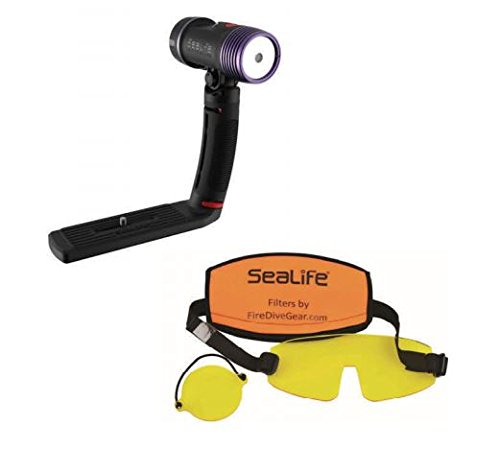 Sealife Sea Dragon Fluoro-Dual Beam Light Kit