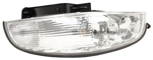 OE Replacement Buick Park Avenue/Ultra Driver Side Headlight Assembly Composite (Partslink Number (Buick Park Avenue Headlight Drivers)