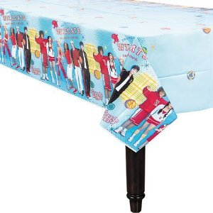 High School Musical Friends 4 Ever Table Cover ()