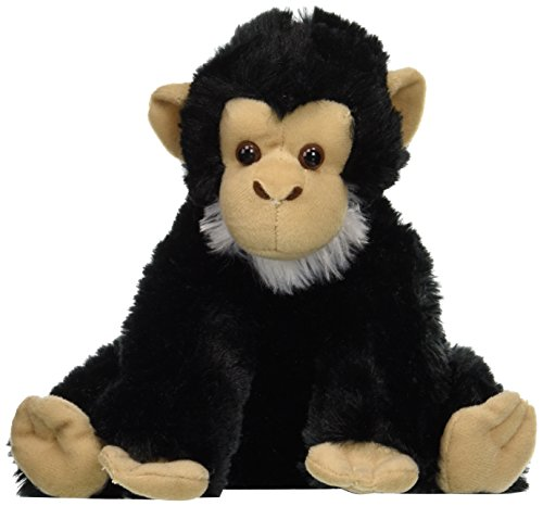 Wild Republic Chimp Baby Plush, Stuffed Animal, Plush Toy, Gifts for Kids, Cuddlekins 8 (Chimp Monkey)