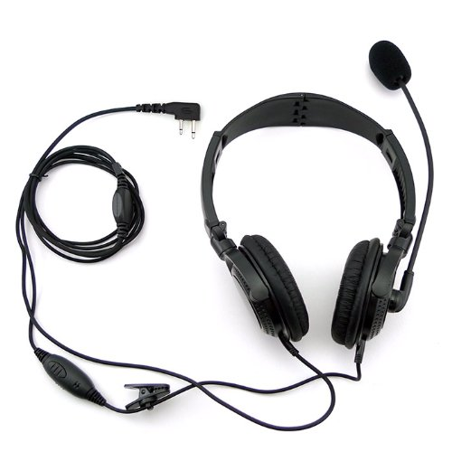 Zeadio Professional Overhead Noise Cancelling Headset Earpie