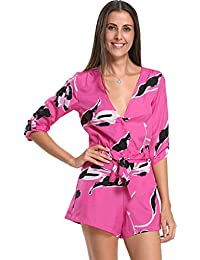 Amazon.com: Pink - Jumpsuits & Rompers / Jumpsuits, Rompers ...