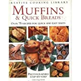 Muffins and Quick Breads, Creative Cooking Library Staff, 0831753447