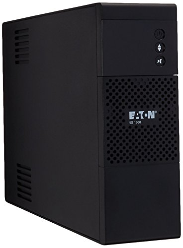 Eaton Electrical 5S1500LCD External UPS, Black from Eaton