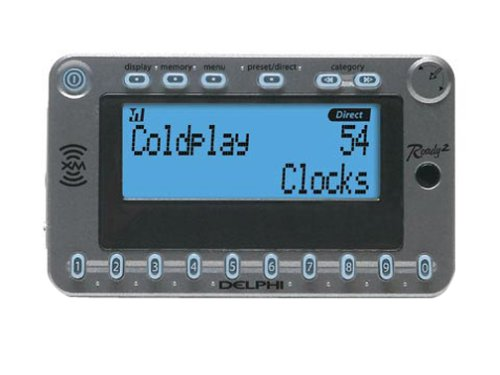 Delphi SA10085 Roady2 XM Satellite Radio Receiver with Built-in Wireless FM Modulator Delphi Products roadie;roadey;satellite;satelite;radio;satellite-radio; roady2; 2; road; roady 2; roady roady;roady;roady;roady;roady;SA10085;SA1008511P1