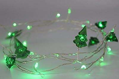 Impress Life Christmas Big Icon 10 ft 20 LEDsString Lights