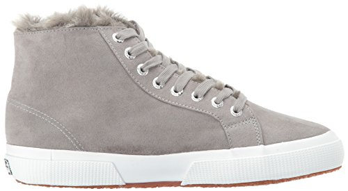 Grey 2795 Shearling Sneaker Superga Women's Fashion SqXffH
