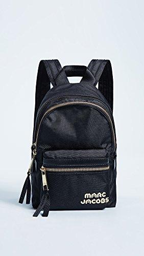 Backpack Black Mini Marc Women's Jacobs 0wxRqaCa