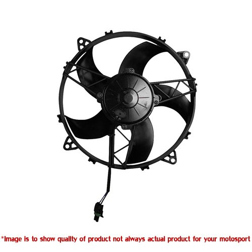 2001-2002 Four Wheeler Replacement Cooling Fan Fits Polaris Xpedition 325 by DSC