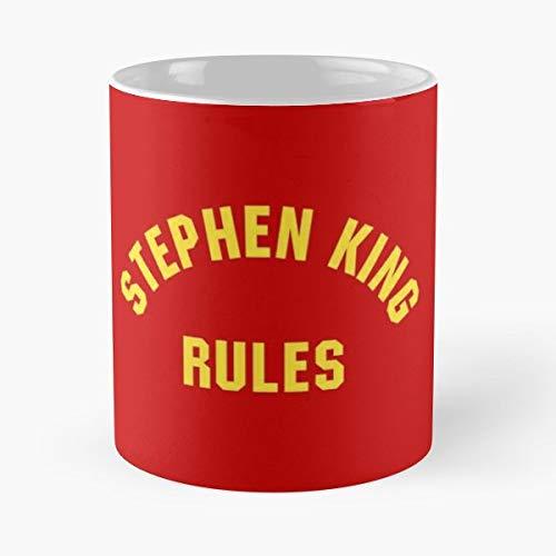 Stephen Gift Ceramic Coffee King Rules Best MugsHandmade pSqGVUzM