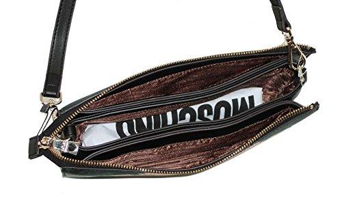 Borsa a tracolla clutch bag Love Moschino JC4100 woman SHOULDER BAG VERDE