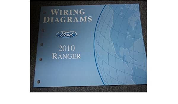 2010 ford ranger wiring diagram 2010 ford ranger wiring diagrams service shop manual ford amazon  2010 ford ranger wiring diagrams
