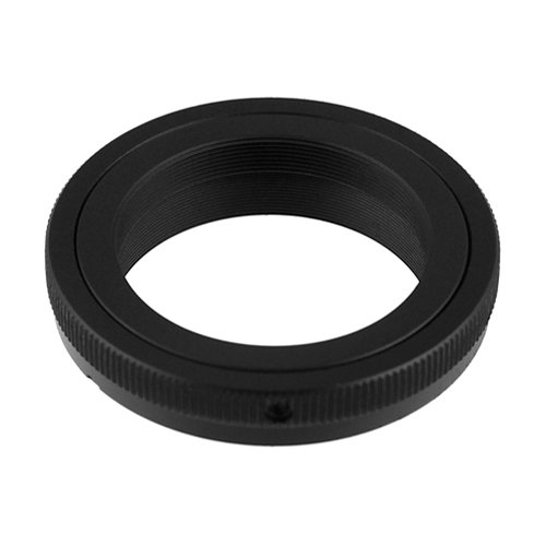 Fotodiox Lens Mount Adapter - T-Mount (T/T-2) Screw Mount SLR Lens to Sony Alpha A-Mount (and Minolta AF) Mount SLR Camera Body