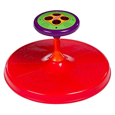 Music & Lights Sit 'n Spin Rockin' Tunes (colors vary): Toys & Games