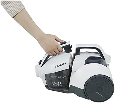 Aspirador ciclónico sin bolsa Hoover LA71 LA10011 de 1,2 litros de ...