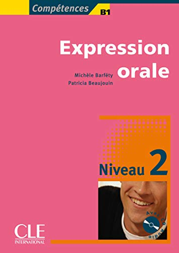 B.o.o.k Competences Oral Expression + Audio CD Level 2 (English and French Edition) EPUB