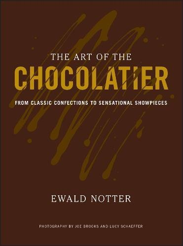 Art Chocolatier Confections Sensational Showpieces