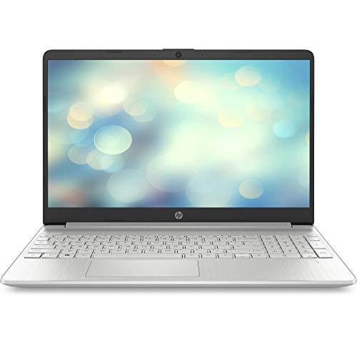 🥇 HP 15s-fq1113ns – Ordenador portátil de 15.6″ FullHD
