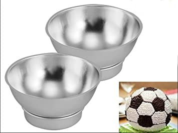 Stillcool 3d Sport Ball Kuchenform Pan Set Fussball Tennis Basketball