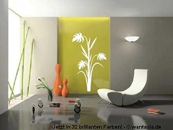 Wandtattoo fürs Schlafzimmer/ Wohnzimmer Pflanze, Palme ...