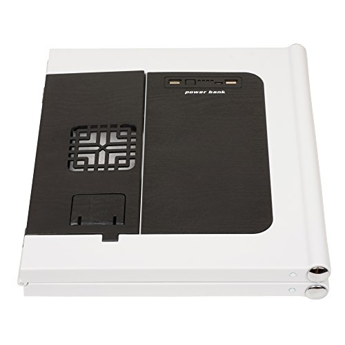 It's Useful Laptop Computer Notebook iPad Stand with Power Bank - Portable for Travel and Adjustable by It's Useful