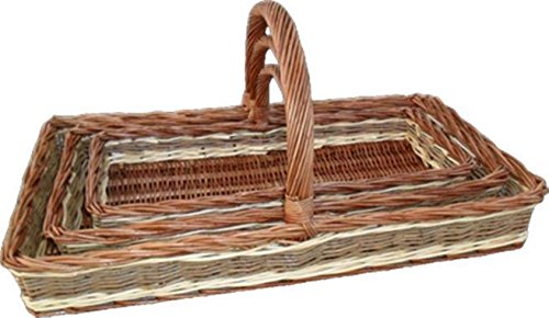 Set von 3 Windermere Garden trugs