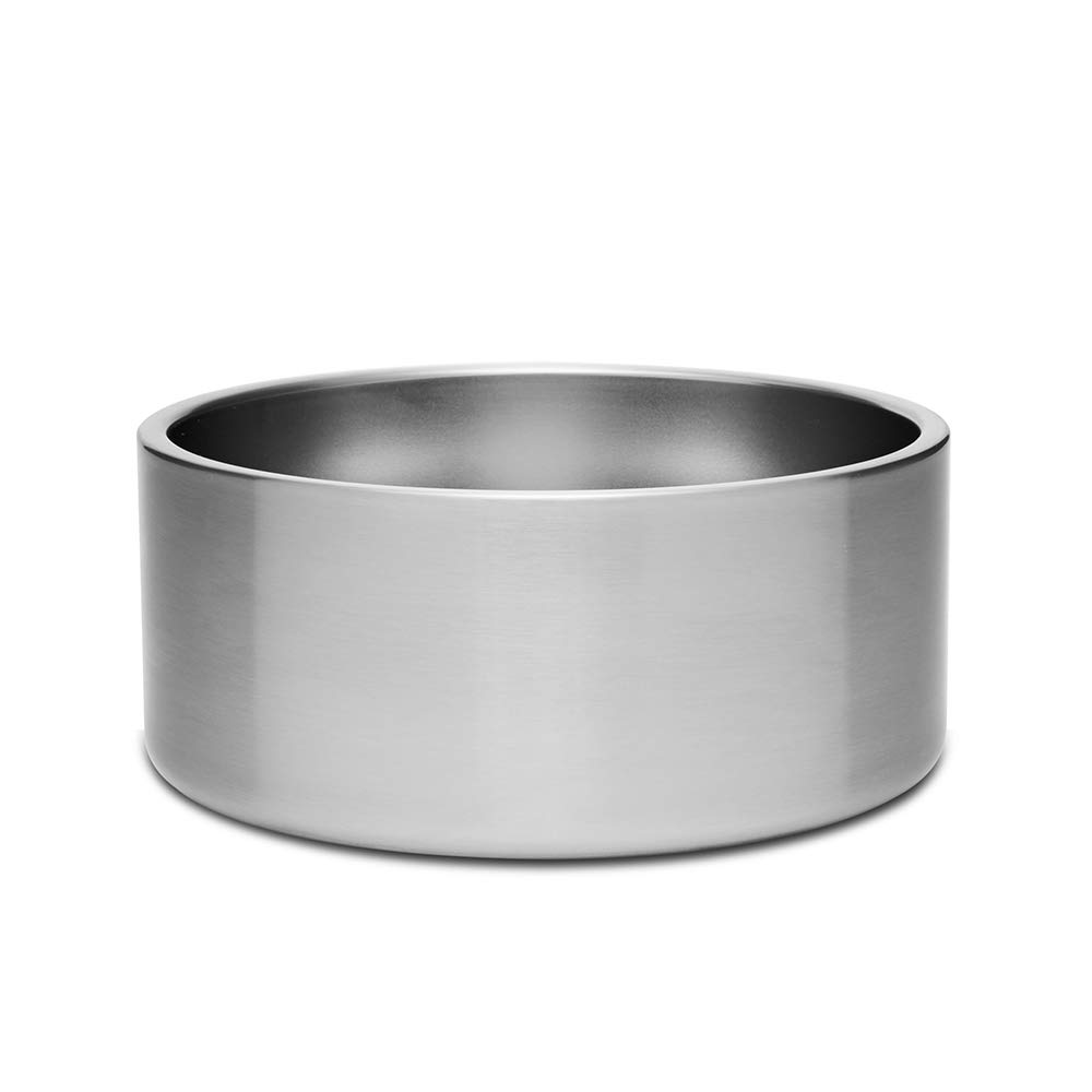 YETI Boomer 8 Stainless Steel, Non-Slip Dog Bowl, Stainless Steel by YETI (Image #2)