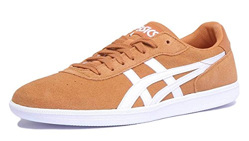 discount for nice Asics Percussor TRS Mens Tan Suede Leather Trainer Tan X12 new styles cheap online 94uwG6te83