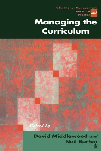 Managing the Curriculum (Centre for Educational Leadership and Management)