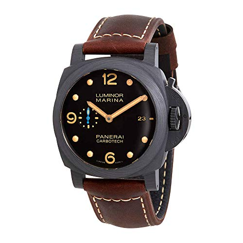 Panerai Marina - Panerai Luminor 1950 44 Marina P9010 Automatic Mens Watch PAM00661