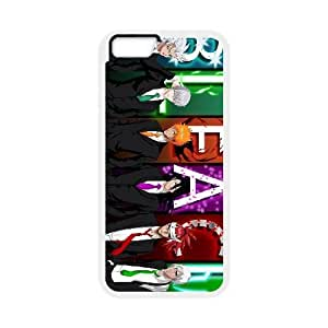 Anime Bleach For iPhone 6 4.7 Inch Cases Cell phone Case Wzxw Plastic Durable Cover