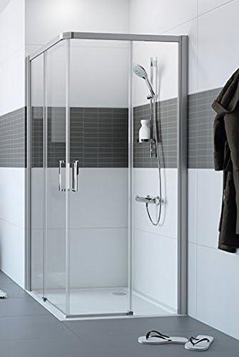 Mampara de ducha Classics 2 de acceso de ángulo: 2 puertas ...