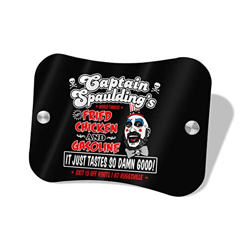 - HBZZT Captain Spaulding - Murder Ride Wood 5.5