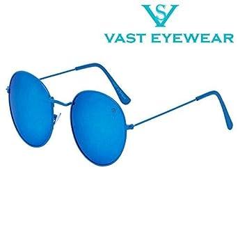 Vast Retro Round Sunglasses For Men And Women (3447)