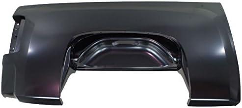 Chevrolet GMC C//K Truck Subruban RH Rear Bed Body Black//Chrome MOLDING new OEM