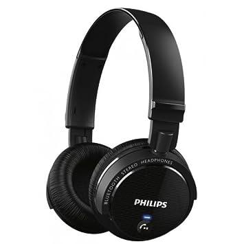 Philips SHB5600 - Auriculares de Diadema con Bluetooth: Amazon.es: Electrónica