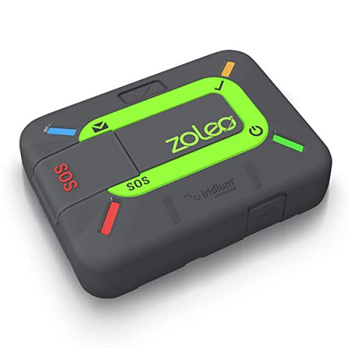 🥇 ZOLEO Satellite Communicator – Two-Way Global SMS Text Messenger & Email