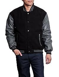 G-Style USA Letterman Varsity Jacket VJ100A