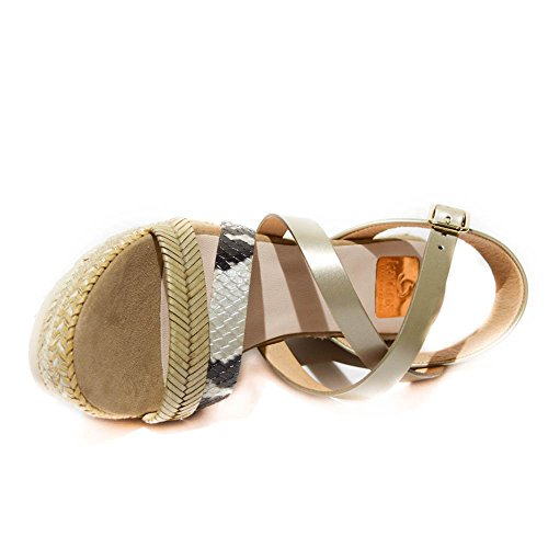 Women's KANNA Comb 4 8 UK Sandals Fashion Combi UK gC6q1