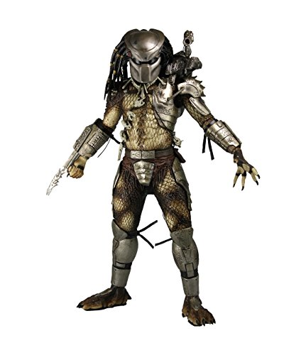 NECA Predator Jungle Hunter Predator Action Figure with LED Lights (1/4th Scale)