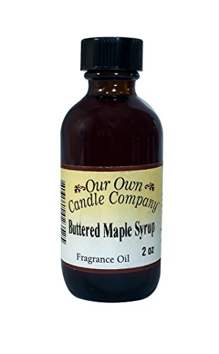 Oil Syrup - Our Own Candle Company Fragrance Oil, Buttered Maple Syrup, 2 oz