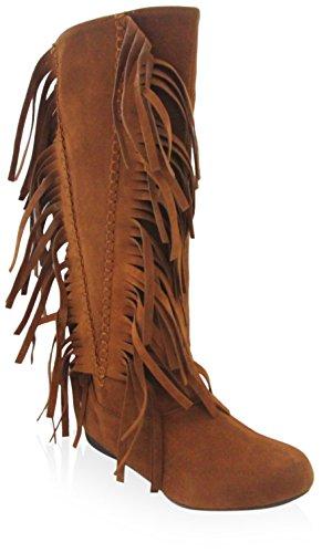 Dakota Cognac Boot Olivia Women's Miller XxSq6SFE