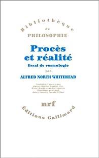 Procès et réalité par Alfred North Whitehead