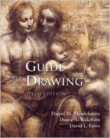 Amazon a guide to drawing 6th edition 9780534624965 daniel a guide to drawing 6th edition 6th edition fandeluxe Image collections