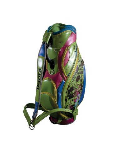 Dbot5 Hail Mary Golf Cart Bag Green