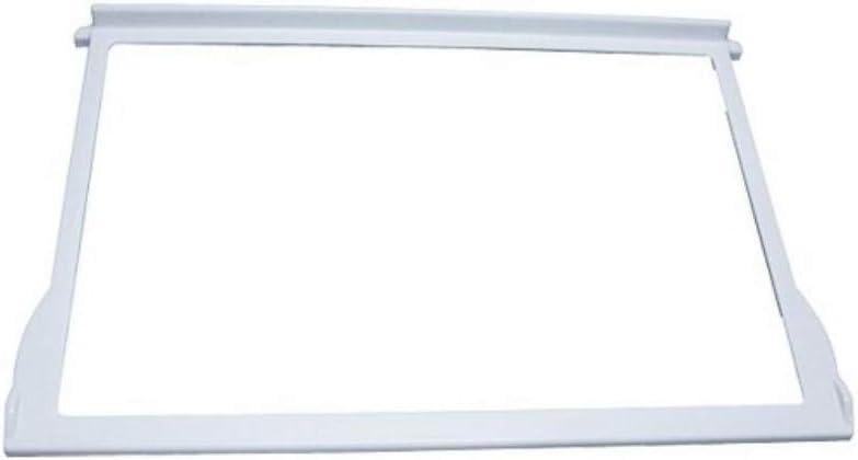 Recamania Marco repisa Cristal Blanco frigorífico Electrolux AEG ER3417B ER8301C ER3560BN 2054227018