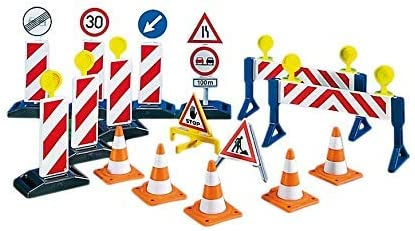 PLAYMOBIL 7280 señales de construcción