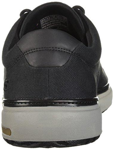 Sneaker Folton Herren Schwarz Blau Verome Skechers aq4txFTq