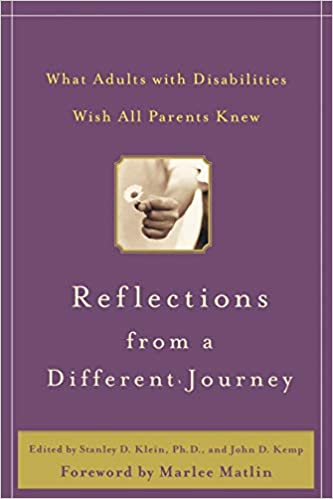 Reflections from a Different Journey : What Adults with